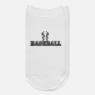 Baseball Baseball - Ankle Socks
