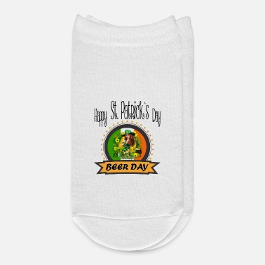 Bar Pub St Patrick design - Ankle Socks