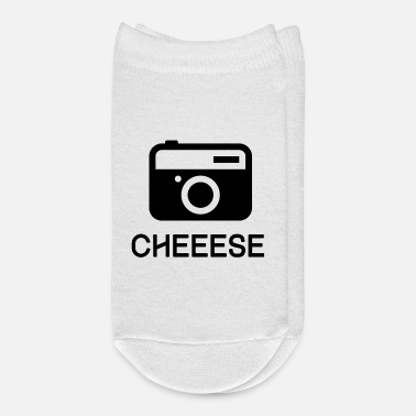 Picture Picture Camera Cheese - Ankle Socks