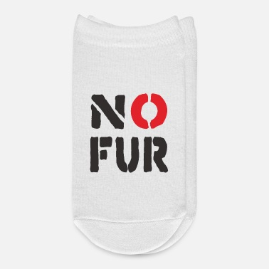 Fur No Fur - Ankle Socks