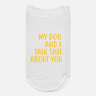 Funny Dog Owner Quotes| Funny Dog Mom Shirts - Ankle Socks