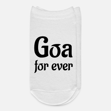 Goa goa for ever - Ankle Socks