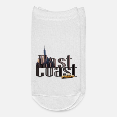 East East Coast - Ankle Socks