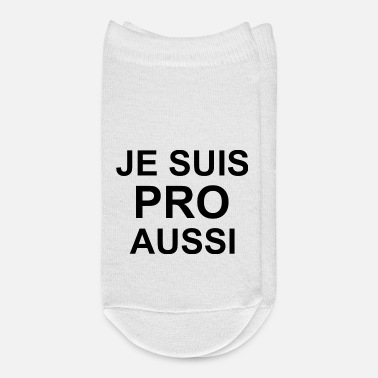 Production Year Je suis PRO aussi - Ankle Socks