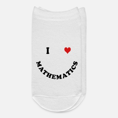 Mathematics mathematics - Ankle Socks