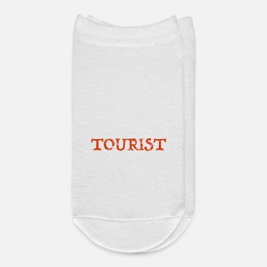 Tourist Tourist - Ankle Socks