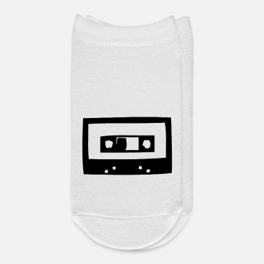Cassette Black cassette - Ankle Socks