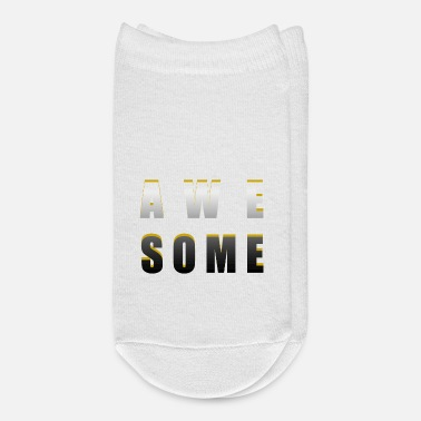 Brand awesome brand new design - Ankle Socks