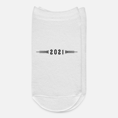 2021 year line - Ankle Socks