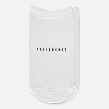 Hardstyle Play Frenchcore - Ankle Socks