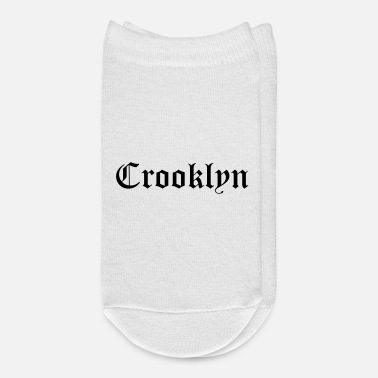 Crook Crooklyn - Ankle Socks