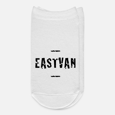 East Eastvan - East Vancouver BC Canada - Ankle Socks