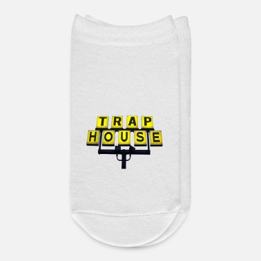 House trap house - Ankle Socks