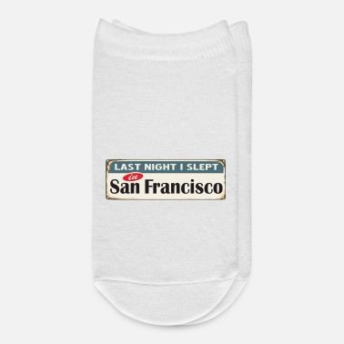 California San Francisco - Ankle Socks