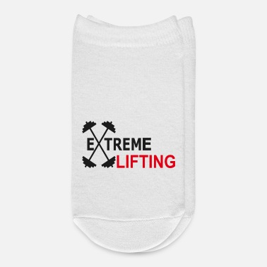Lifting extreme lifting - Ankle Socks