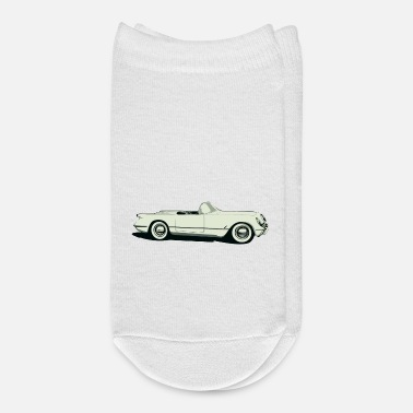 Corvette vette c1design - Ankle Socks