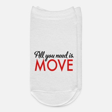 Move move - Ankle Socks
