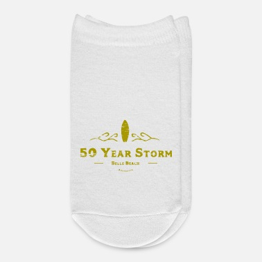 Whimsical The 50 Year Storm - Ankle Socks