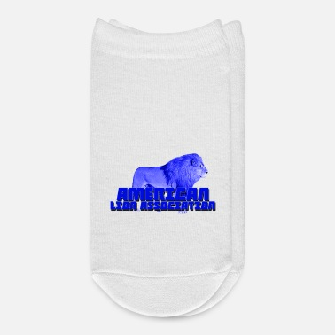 Association Blue Lion - American Lion Association - Ankle Socks