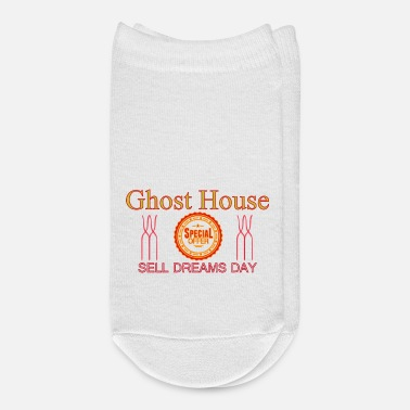 House Ghost House - Ankle Socks