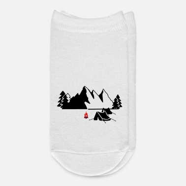 Rocky Mountains outdoor,Outback,camping,Cannon,rocky mountain ✔ - Ankle Socks