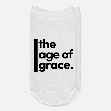 Age the age of grace - Ankle Socks