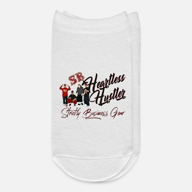 Swag STRICTLY BUSINESS HEARTLESS HUSTLER'S CREW SB GEAR - Ankle Socks