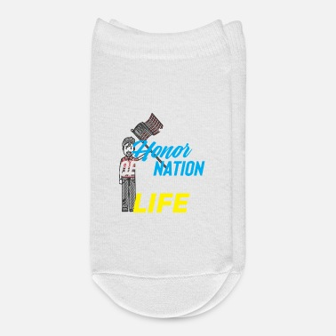 National NATION HONOR - Ankle Socks