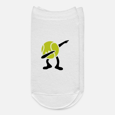 Spor Tennis Dabbing Tennis ball Tennis player ball spor - Ankle Socks