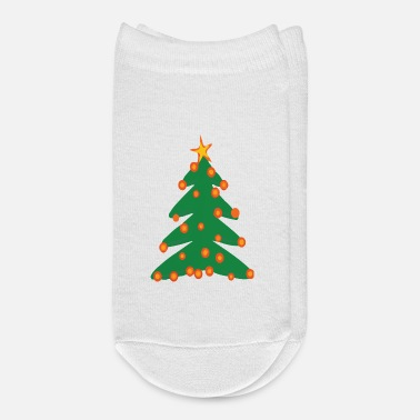 Tee Christmas tshirt shirts tee tees - Ankle Socks