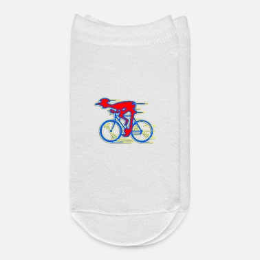 Cycling Cycling Abstract - Ankle Socks