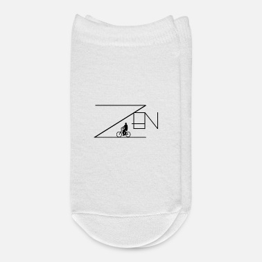 Cycling Bicycle Zen Cycling - Ankle Socks