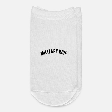 Military Military Ride - Ankle Socks