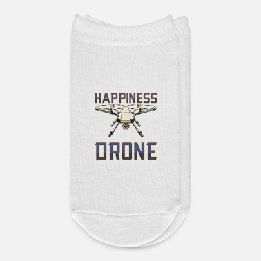 Neighborhood Buy a Drone Its The Same Thing As Buying Happiness - Ankle Socks