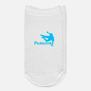 Free Running Awesome Retro Parkour Gift Product Freerunning - Ankle Socks