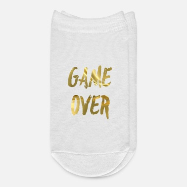Game Over Game over - Ankle Socks