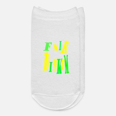 Fair Dinkum Power merch - Ankle Socks