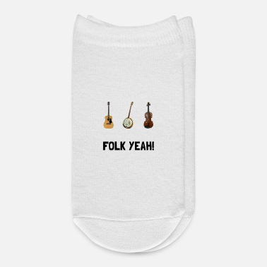 Folk Folk Yeah - Ankle Socks