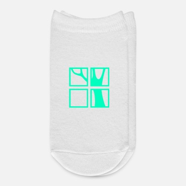 Windows Window Tree - Ankle Socks