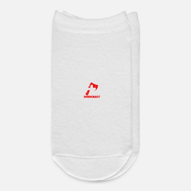 Switzerland Bushcraft Flag Of Switzerland Funny Gift Idea - Ankle Socks