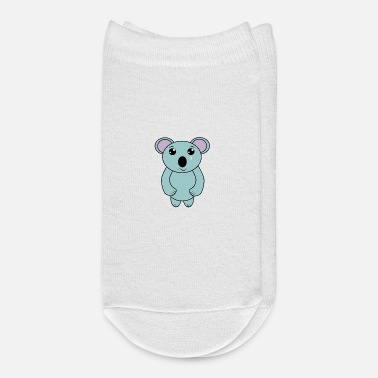 Poor Cute Crying Koala for Australia Save the Koala - Ankle Socks