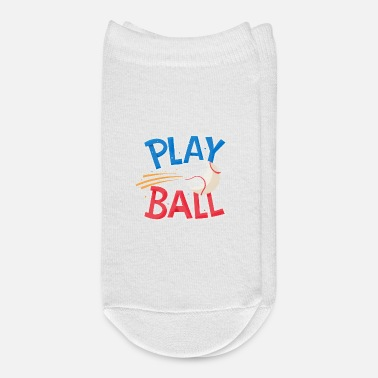 Ball Play Ball - Ankle Socks
