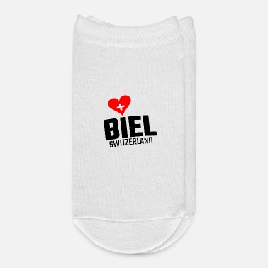 Switzerland Biel Switzerland City - Ankle Socks
