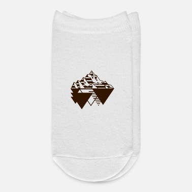Mountains Mountains - Ankle Socks