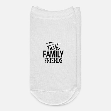 Family Friend Faith Family Friends - Ankle Socks