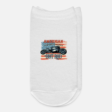 Rod American Hot Rod - Ankle Socks