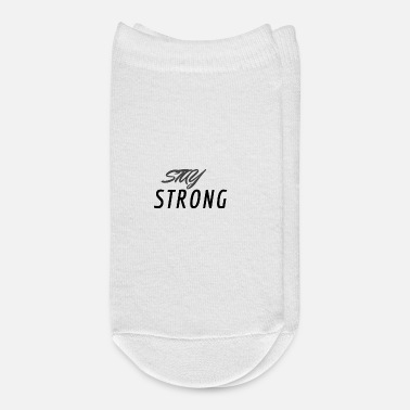 STAY STRONG - Ankle Socks