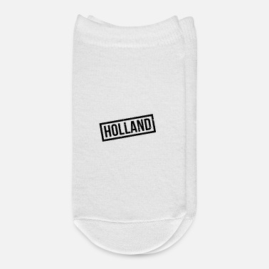 Holland holland stamp - Ankle Socks