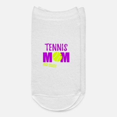Tennis Game Tennis mom and coach gift sport - Ankle Socks