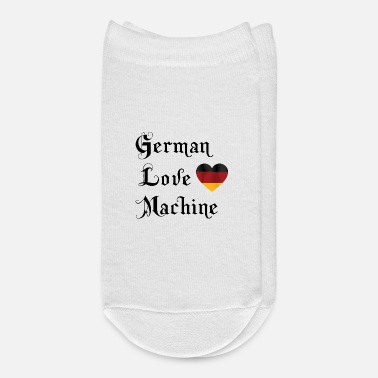 Machine German Love Machine - Ankle Socks